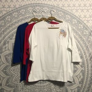 Quacker Factory T-Shirt Bundle